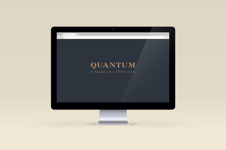 Quantum QFS Branding