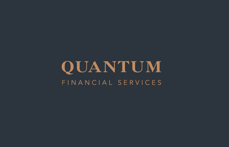 Quantum QFS Logo design vancouver richmond