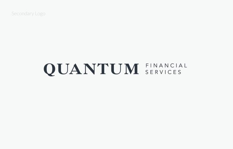 Quantum QFS Logo Design